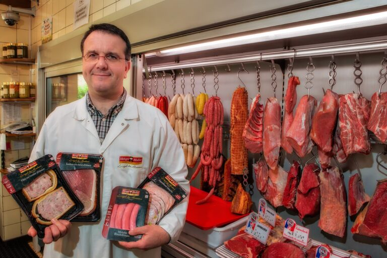 Testimonial processed meat
